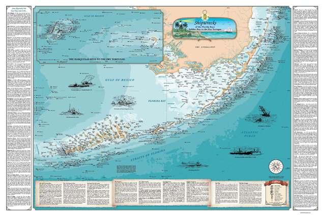 Shipwreck Map  eBay